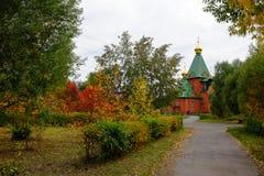 Ścieżka świątynia Zdjęcia Royalty Free