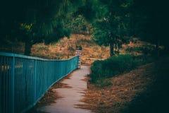 Ścieżka zdjęcie stock