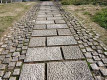 Ścieżka blisko liangzhu muzeum 049 zdjęcie stock