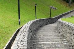 ścieżka kamień Obraz Royalty Free