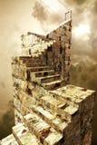 ścieżka nieba Zdjęcie Stock