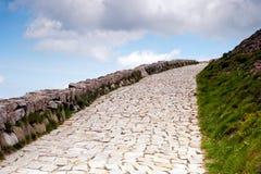 Ścieżka niebo Zdjęcie Stock