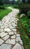 ścieżka ogrodowa Zdjęcie Royalty Free