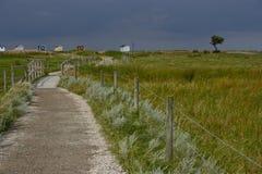 Ścieżka przez łąki Zdjęcie Stock
