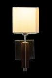 Ścienna lampa Zdjęcie Royalty Free
