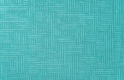 Ścienna tekstura z błękitnym kolorem Fotografia Royalty Free