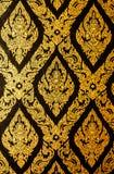 Tajlandzka tekstura Zdjęcie Stock