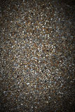 Ścienny cement i żwir Fotografia Royalty Free