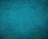 Ścienny Cementowy błękitnego i zielonego koloru tło andidea pojęcie fotografia royalty free