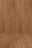 Ścienny drewna tło obraz stock