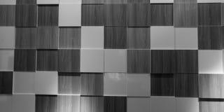 Ścienny drewniany tła światła pokój Obraz Royalty Free