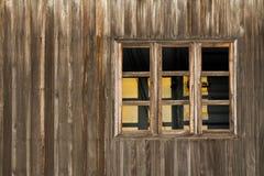 ścienny drewno Zdjęcie Royalty Free