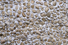 Ścienny kamienny tło Obraz Stock