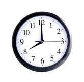 Ścienny zegar Zdjęcie Stock