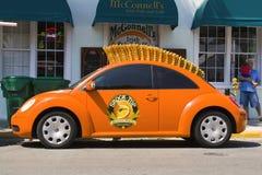ścigi szoka wierzchołek Volkswagen Zdjęcia Stock