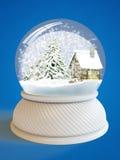 ścinku kuli ziemskiej ścieżki śnieg Fotografia Stock