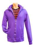 ścinku mens ścieżki bluza sportowa Obrazy Royalty Free