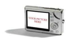 Ścisła cyfrowa kamera obraz stock