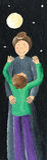 ściska mama syna ilustracji