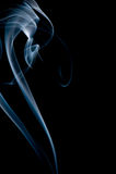 ślady dymów Zdjęcie Stock