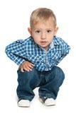 Śliczna chłopiec obrazy stock