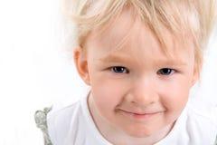 Śliczna mała dziewczynka Zdjęcie Stock