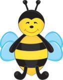 śliczna pszczoły kreskówka Obraz Royalty Free