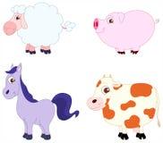 ślicznego 3 zwierzęcia Obraz Stock