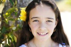 śliczny śliczna dziewczyna Zdjęcia Royalty Free