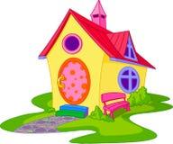 śliczny dom ilustracji