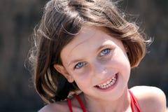 śliczny dzieciak Fotografia Royalty Free