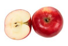 Śliczny jabłko obraz royalty free