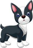 śliczny kreskówka pies royalty ilustracja