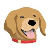 Śliczny psi zwierzę domowe Obraz Royalty Free
