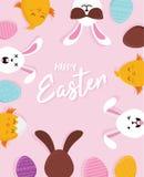 ?liczny Wielkanocnych kr ilustracji