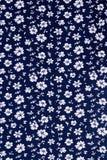 Śliczny wzór w małym białym kwiacie Zdjęcie Royalty Free