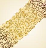 Ślimacznica i dekoracyjny projekt royalty ilustracja