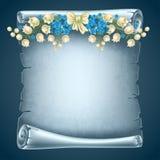 Ślimacznica papier Zdjęcie Royalty Free