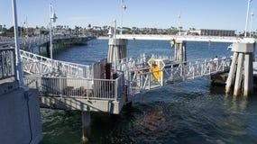 Ślimakowaty most Fotografia Stock