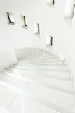Ślimakowaty schodek Zdjęcia Royalty Free