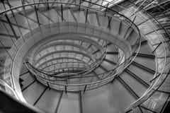 ślimakowaty schody Obraz Stock