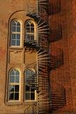 ślimakowaty schody obrazy stock