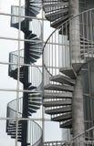Ślimakowaty schody fotografia royalty free