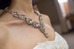 Ślubna biżuteria Zdjęcie Stock