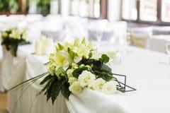 Ślubna dekoracja Obrazy Stock