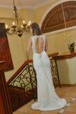 Ślubna piękna panna młoda Obraz Royalty Free