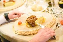 Ślubnego torta słodka piekarnia ładna obraz stock