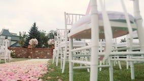 Ślubnej ceremonii lokacja zbiory