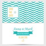 Ślubnej karty zaproszenia szablon editable, deseniowy tło ve ilustracji