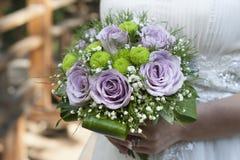 Ślubni bukiety Fotografia Stock